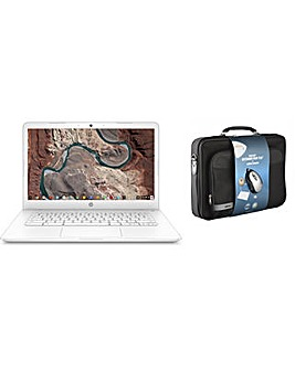 "HP 14"" Chromebook Intel 4GB 32GB"