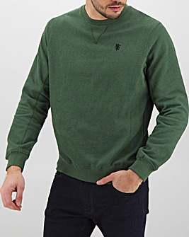 Crew Neck Sweat Long