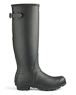Hunter Original Adjustable Back Wellies