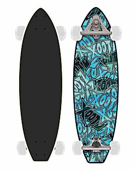XOOTZ 27in Carve Board Marble