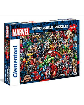Marvel Avengers Impossible Puzzle