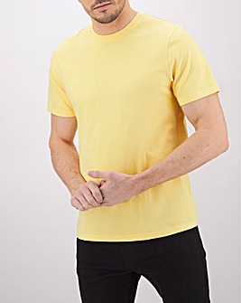 Lemon Crew Neck T-Shirt Long