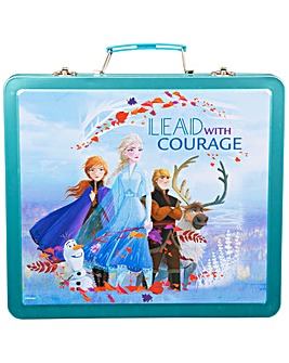 Disney Frozen 2 Tin Art Case