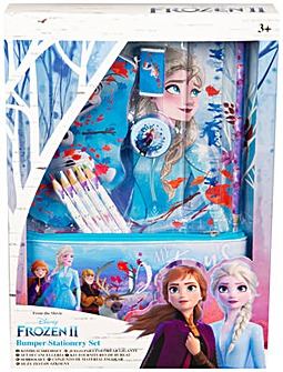 Disney Frozen 2 Bumper Stationery Set
