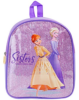 Disney Frozen 2 Glitter Backpack - Anna