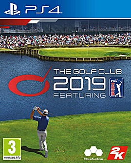 The Golf Club 2019 PS4