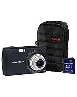 PRAKTICA Luxmedia Z250 Camera Kit