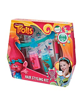Trolls Hair Styling Set