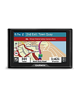 Garmin Drive 52 UK/Ireland MT-S GPS