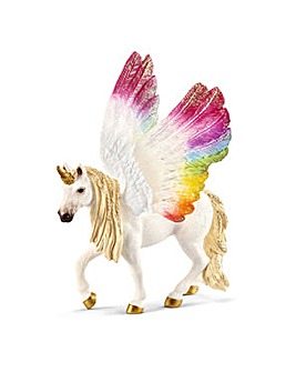 Schleich Winged Rainbow Unicorn