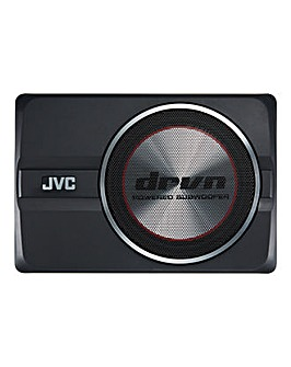 JVC CW-DRA8 Compact Powered Subwoofer