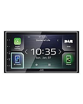 JVC KW-M745DBT Car Stereo