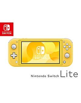 Nintendo Switch HW Lite Yellow