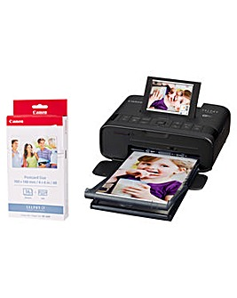 Canon SELPHY CP1300 Photo Printer Kit