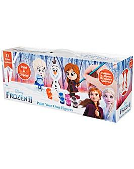 Disney Frozen 2 Paint Your Own Figure