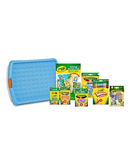 Crayola Art Tub