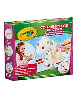 Crayola Colour n Style Unicorn