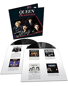 Queen Greatest Hits 1 Vinyl