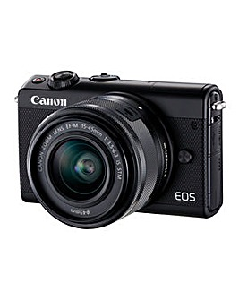 Canon EOS M100 CSC Camera 15-45mm kit