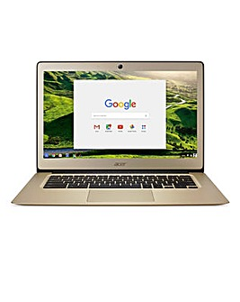 "Acer 14"" Chromebook 2GB 32GB Chrome OS"