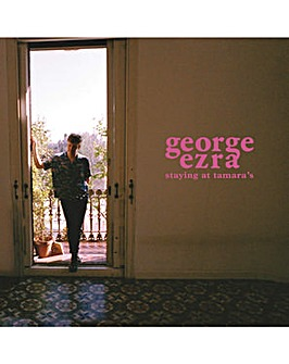George Ezra Staying At Tamaras Vinyl
