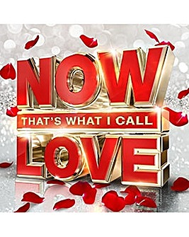 Now Thats What I Call Love CD