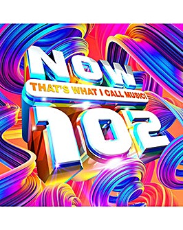 Now Thats What I Call Music 102 CD