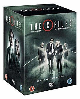 The X Files Complete Seasons 1 to 11 DVD