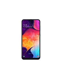 Samsung Galaxy A50 - Black