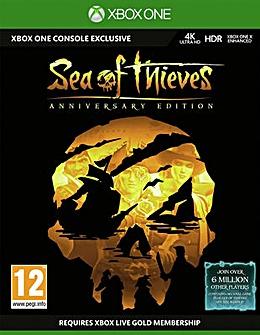 Sea of Thieves Anniversary Edition Xbox1