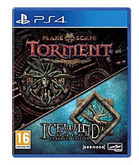 Planescape Torment  Icewind Dale PS4