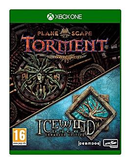 Planescape Torment  Icewind Dale Xbox