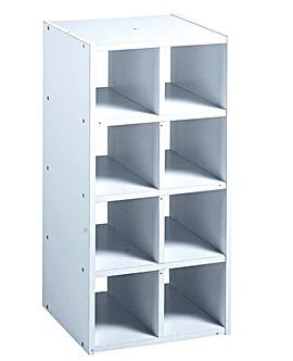 Bespoke Modular Storage - 8 Cube