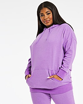 Violet Oversized Hoody