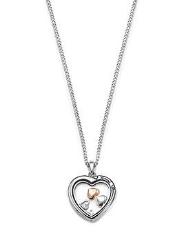 Clogau Cariad Heart Pendant
