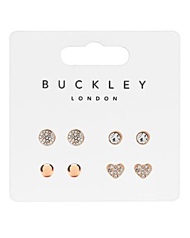 Buckley London Assorted Earrings Pack