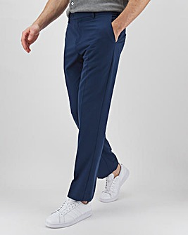 Farah Midnight Roachman Stretch Twill Trousers 27in Leg