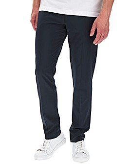Farah Navy Golf Trousers 30in