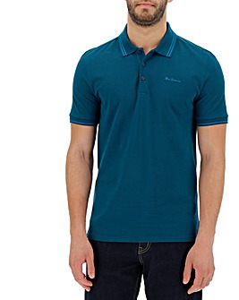 Ben Sherman Classic Tipped Polo Long
