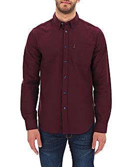 Ben Sherman Long Sleeve Oxford Shirt Regular