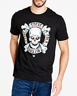 WWE Stone Cold Steve Austin T-Shirt L