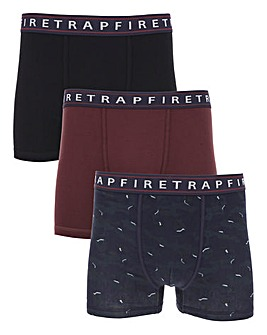 Firetrap Pack of 3 Hipsters