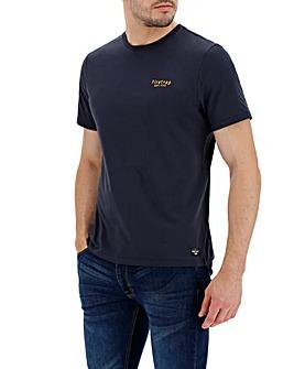 Firetrap City Chest Logo T-Shirt