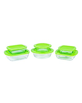 Pyrex Cook&Store 12 Piece Set