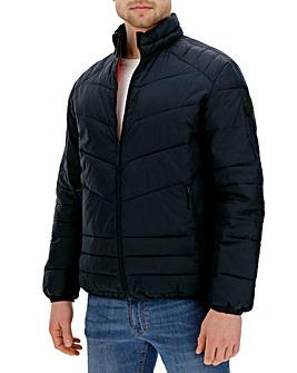 Jack & Jones Stone Stand Collar Jacket
