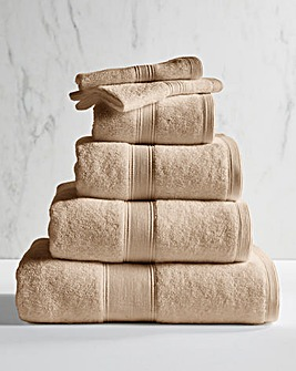 Supersoft Snuggle 450gsm Towel Oatmeal