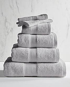 Supersoft Snuggle 450gsm Towel Slate