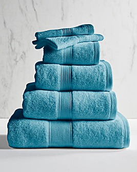 Supersoft Snuggle 450gsm Towel Teal