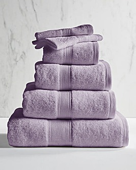 Supersoft Snuggle 450gsm Towel Orchid