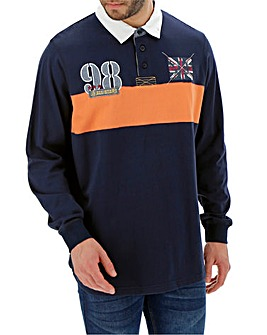 Joe Browns 98 Rugby Scrum Shirt Long